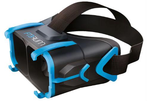 Шлем виртуальной реальности Fibrum
