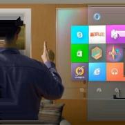 Microsoft HoloLens шлем дополненной реальности