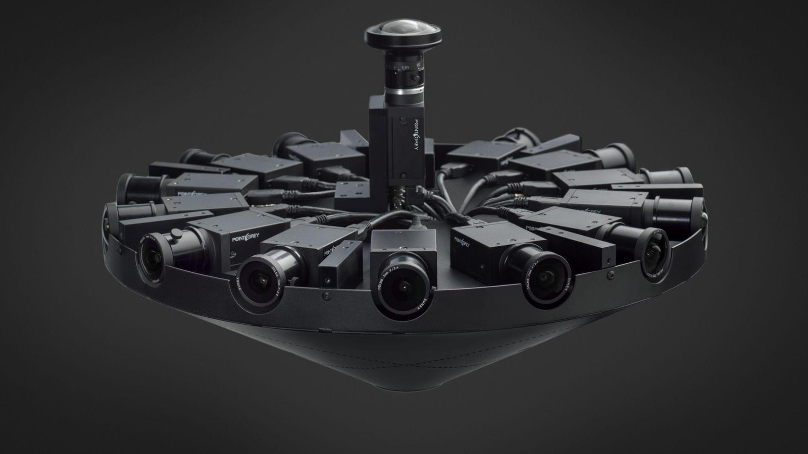 Камера от Facebook стоимостью $30 000