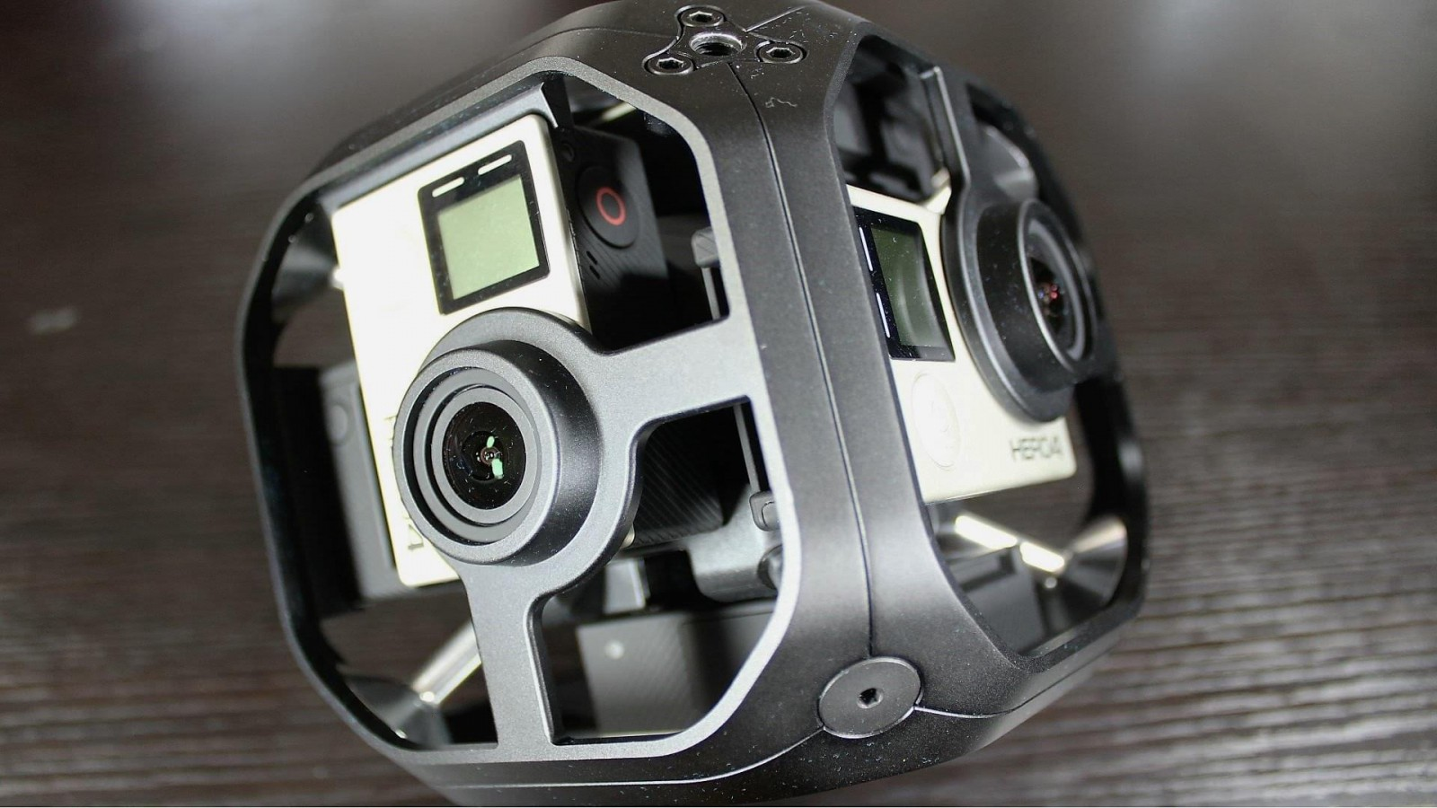 Новая модель VR камеры от GoPro