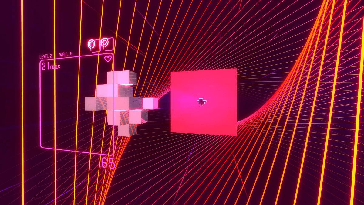 Особенности SuperHyperCube для PlayStation VR
