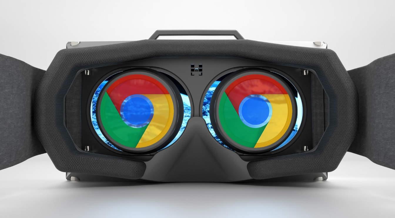 Новые возможности для пользователей Chrome: в браузере будет открыт доступ в виртуальную реальность
