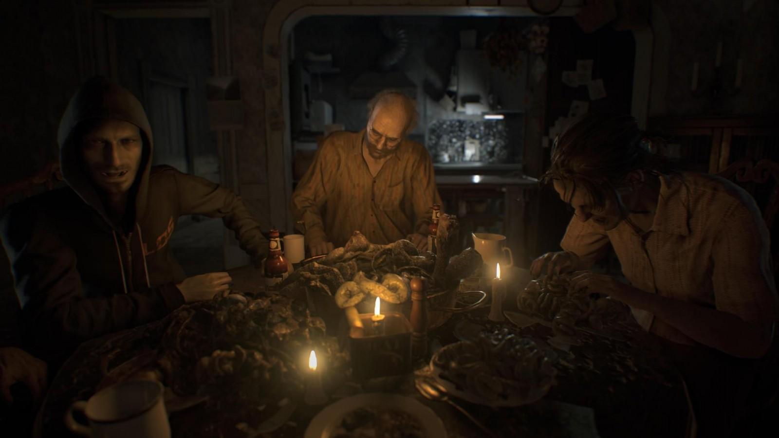 Одна из самых популярных VR демо-версий для PS4 – Resident Evil 7 biohazard