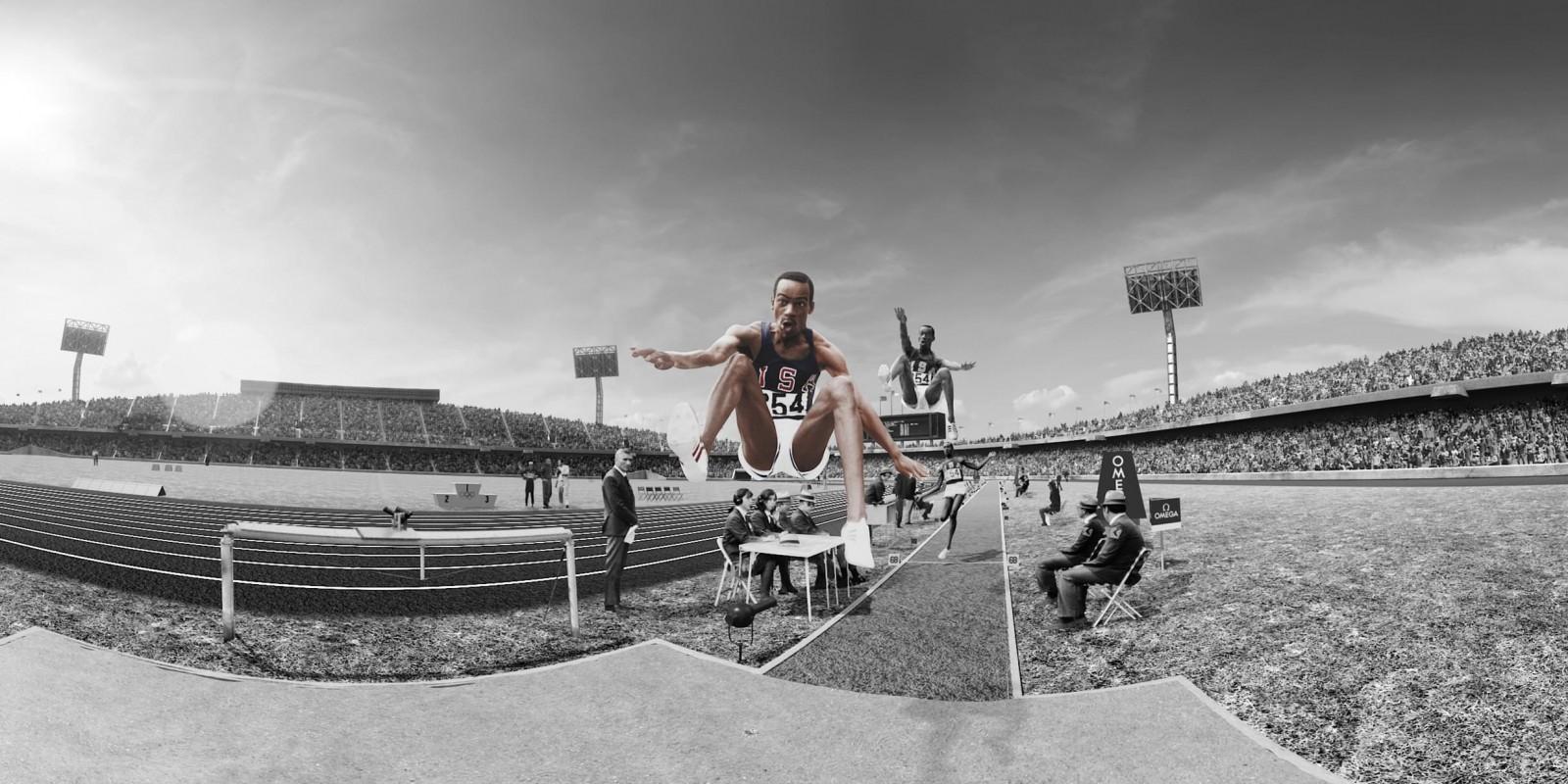 Издание New York Times продемонстрировало олимпийские стадионы благодаря виртуальной реальности