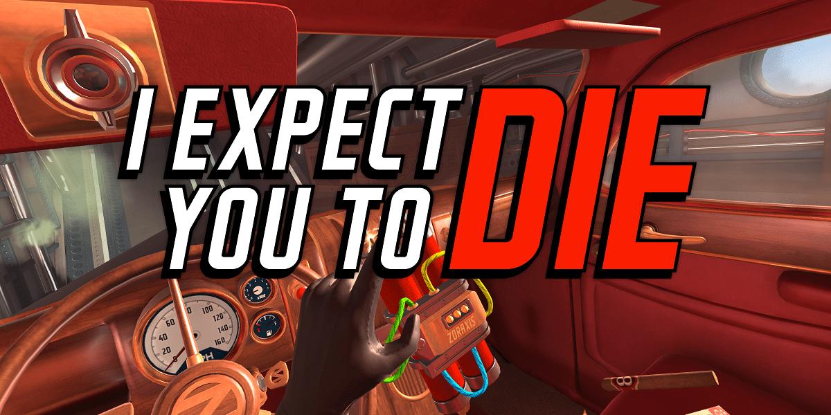 Игра I Expect You to Die доступна теперь и для PlayStation VR
