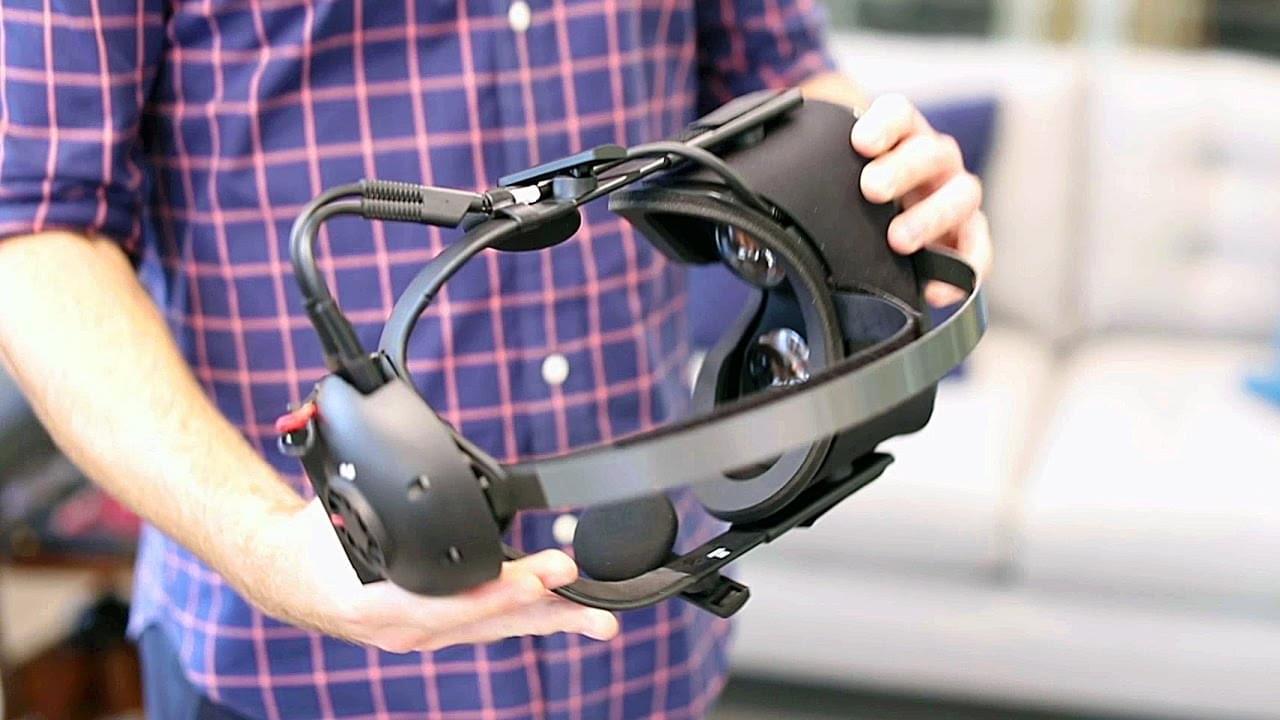 Oculus предложит пользователям полностью самостоятельный VR шлем