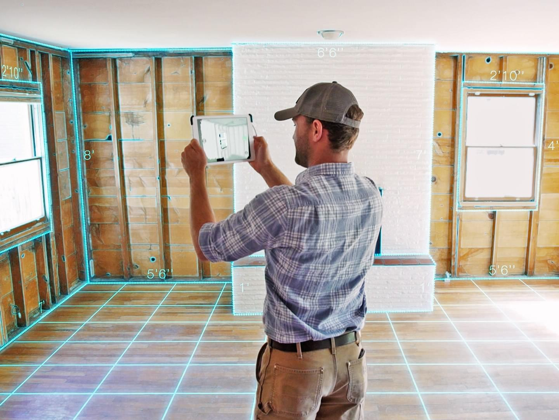 Сканирование комнаты в виртуальной реальности с новым приложением для Canvas