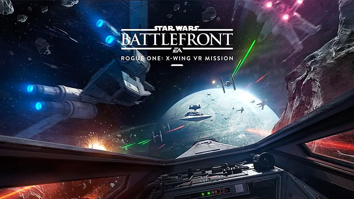Выходит новая миссия Star Wars Battlefront X-Wing VR Mission для PSVR