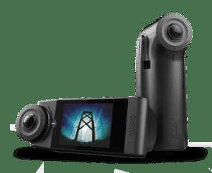 Acer представил две новые камеры 360