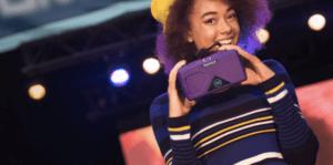 Merge делает акцент на детях, говоря, что за ними будущее VR/AR