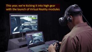 UPS использует VR для тренировки своих водителей