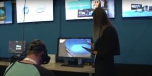 Audi и Intel обсуждают последние разработки в VR