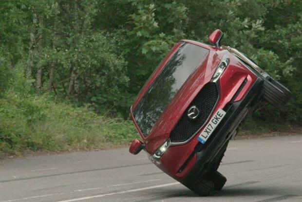 Тест-драйв Mazda CX-5 в виртуальной реальности