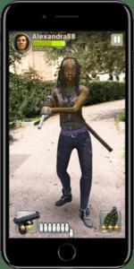 The Walking Dead: Our World AR планирует стать сенсацией, как Pokemon Go