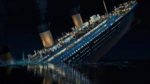 Samsung предлагает стать свидетелем крушения Титаника