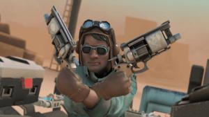 Создание оружия для VR