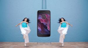 Lenovo представила Motorola Moto X4 с функциональностью AR