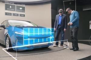 Ford использует Microsoft HoloLens для дизайна автомобилей
