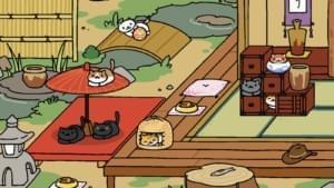 Neko Atsume получит адаптацию в VR для кошек