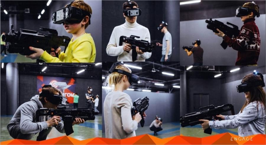 Российский создатель VR-парков DVR привлёк инвестиции от RB Capital и сооснователя BBDO Moscow Игоря Лутца