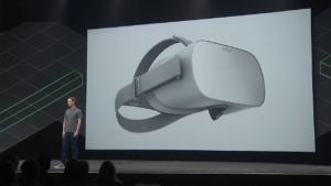 Новая гарнитура - Oculus Go