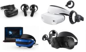 Microsoft запускает свою платформу Windows VR