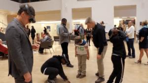Выставка HoloLens телепортирует вас в тундру