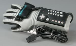 Модифицированная Nintendo Power Glove