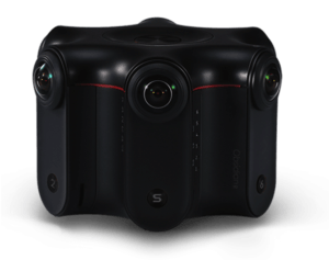 Обновление для 360 камер Kandao