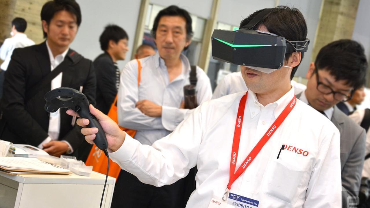 В апреле в Китае пройдет крупная VR/ AR выставка