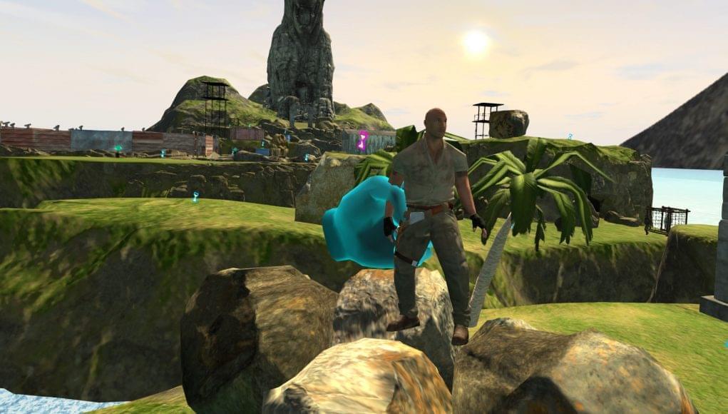 Игра Джуманджи появилась на несколько часов в Steam и потом исчезла