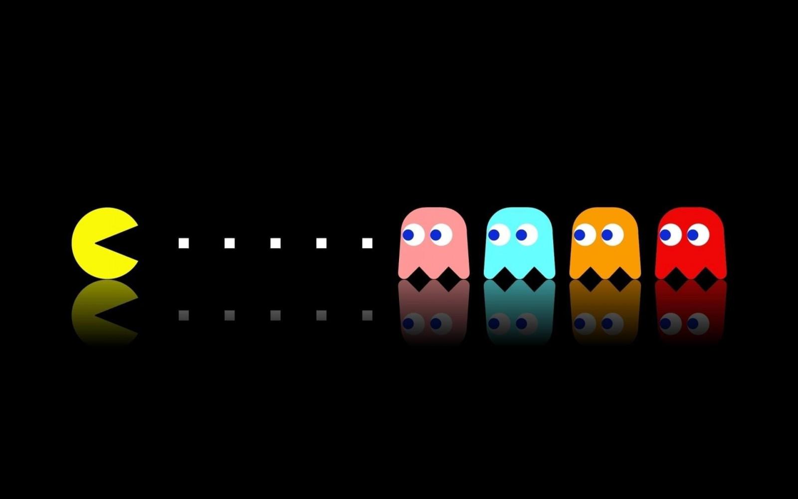 Pac-Man в смешанной реальности