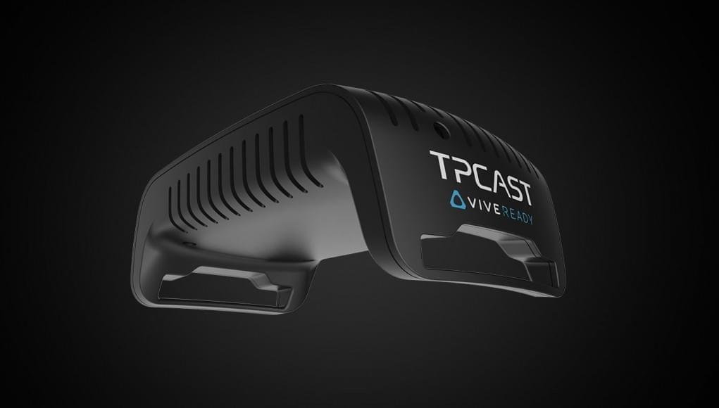 TPCast выпустит универсальный беcпроводной VR модуль для устройств Windows MR