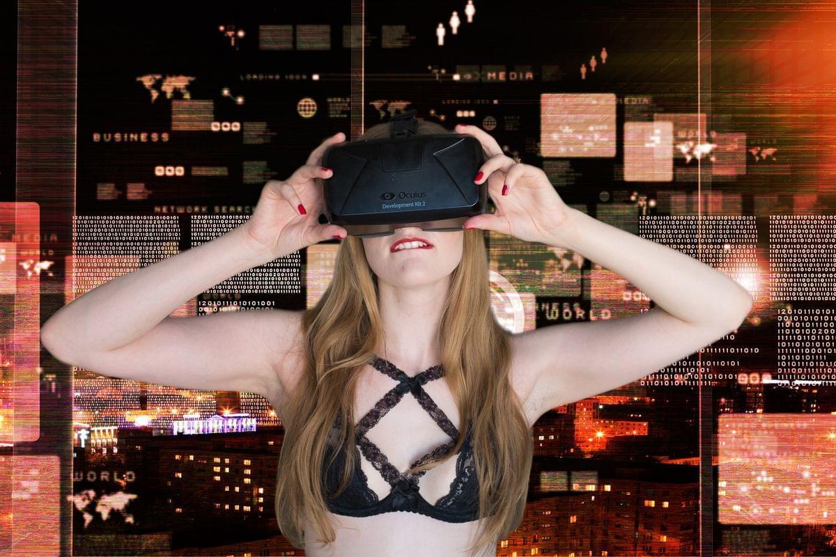 Порно с обзором в 360 градусов