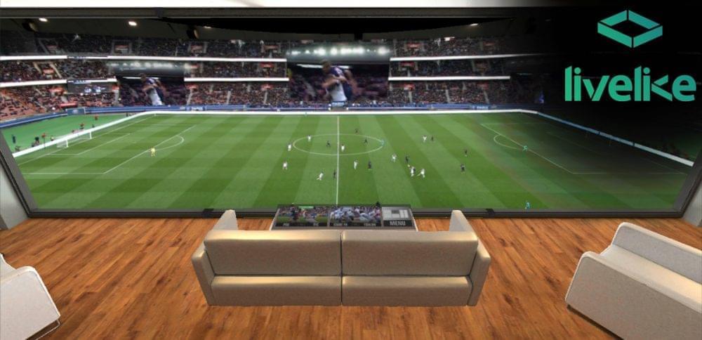 Спортивный видеохостинг LiveLike обьявил об успешном закрытии финансирования серии B