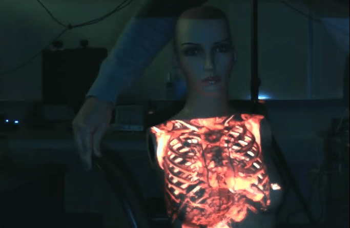 Рентгеновский AR луч может изменить современную медицину
