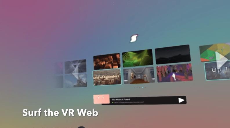 VR браузер Supermedium от команды Mozilla