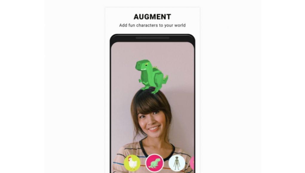 Google добавляет AR-режим в Android версию приложения Motion Stills