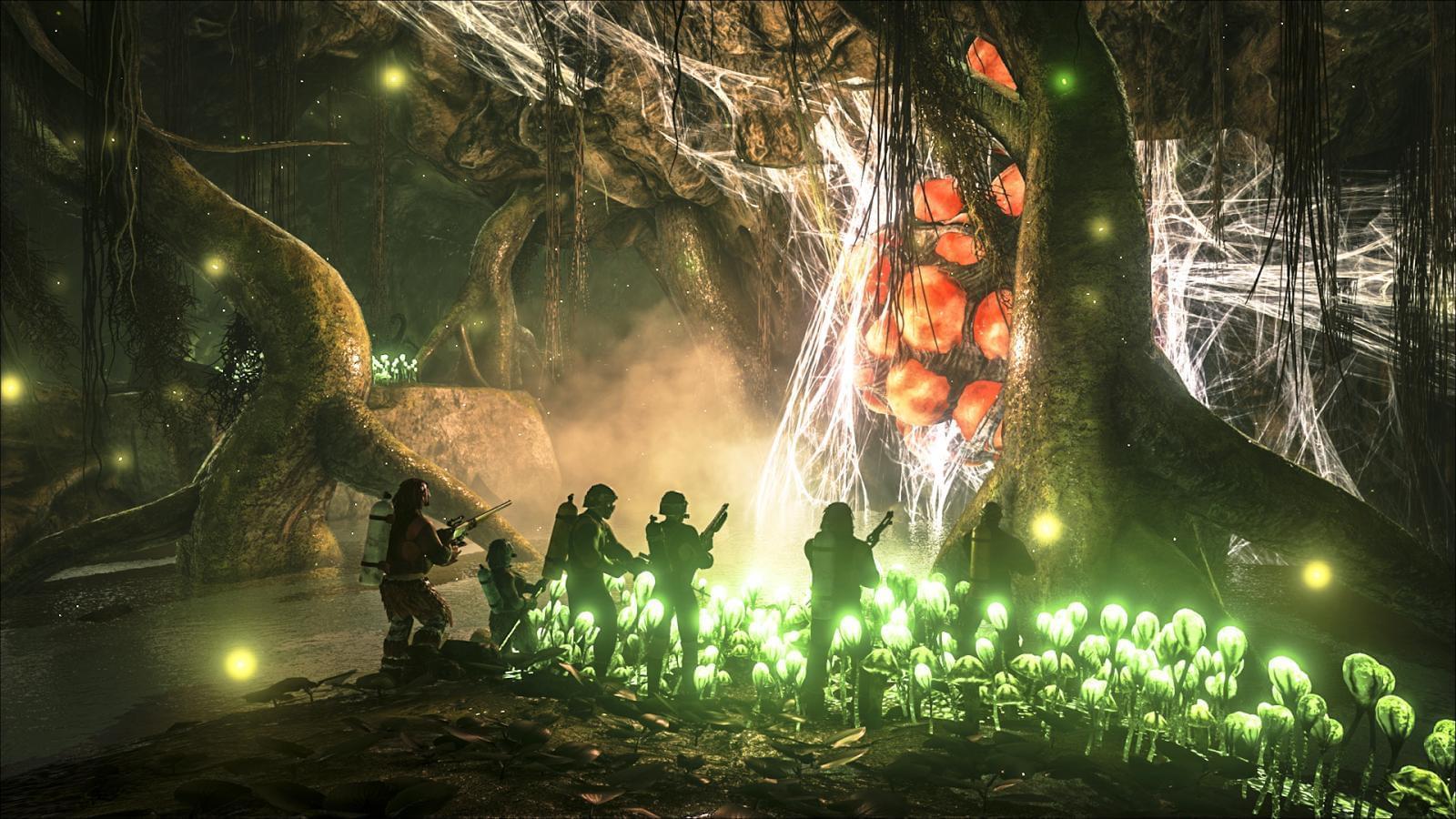 Игра про динозавров Ark Park наконец выходит 22 марта