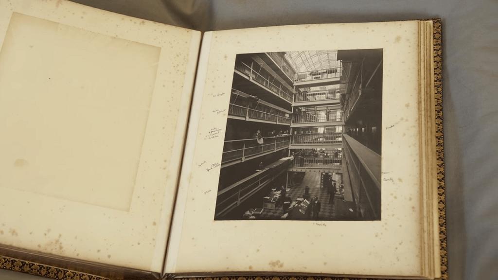 Исторический архив записей воссоздан в VR