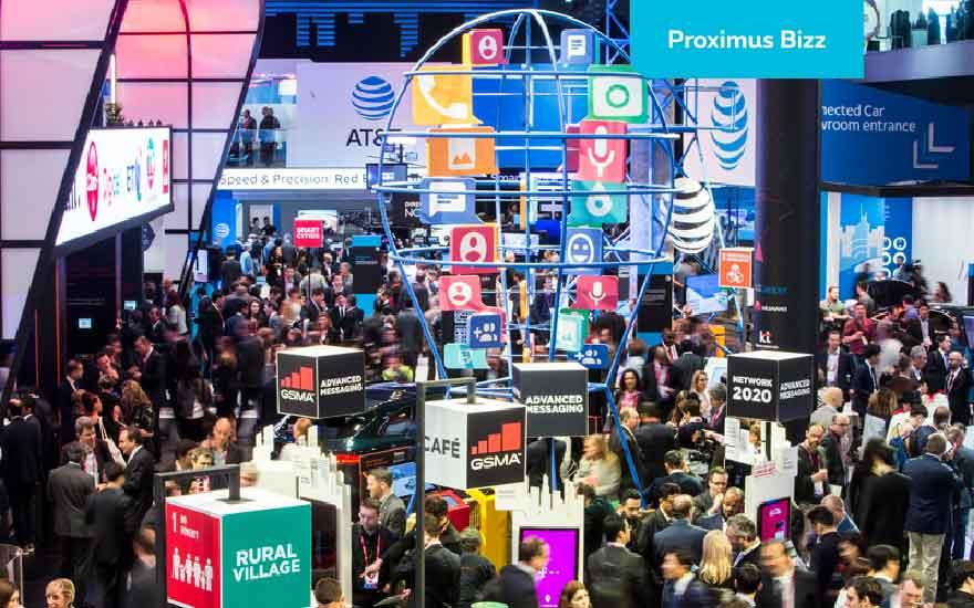 Samsung будет использует AR на Mobile World Congress