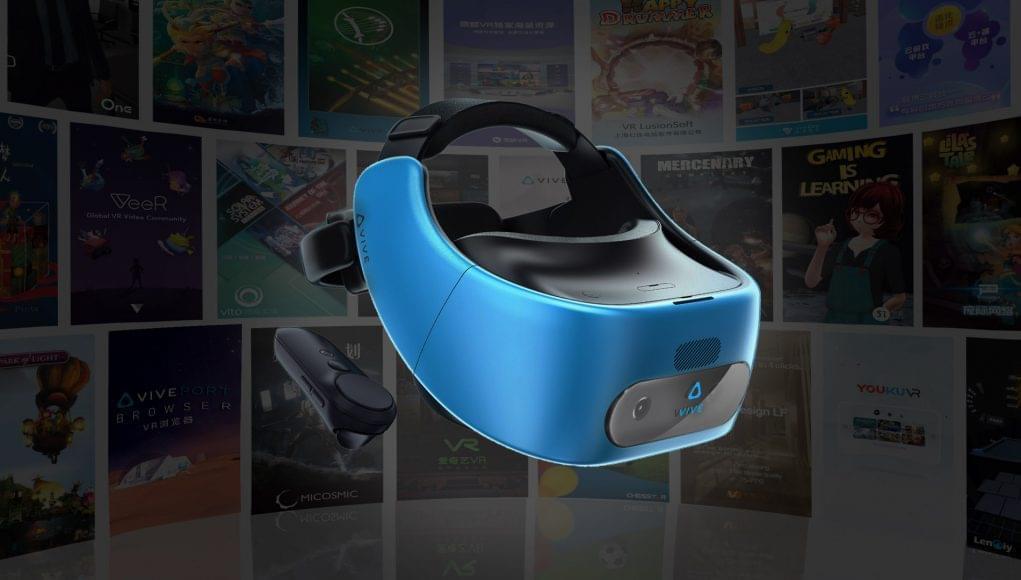 Появление Vive Focus на Западе зависит от успехов устройства в Китае