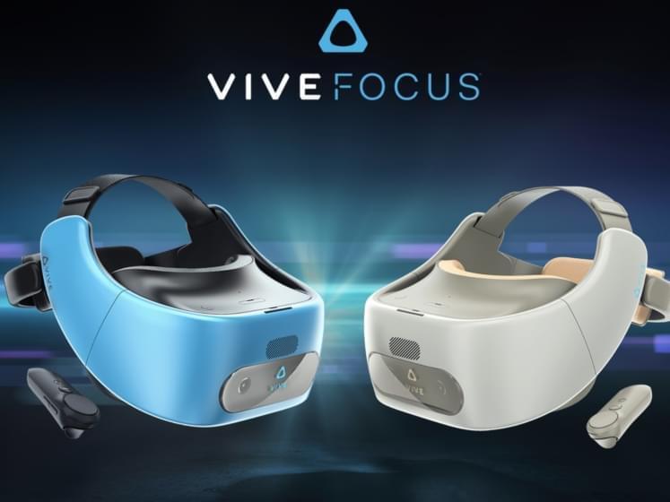HTC Vive Focus выйдет на международный рынок уже в этом году