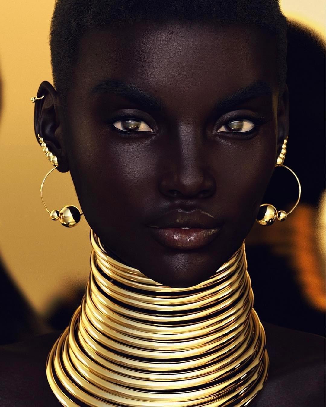 Нереальная красота: как диджитал-модели покоряют мир