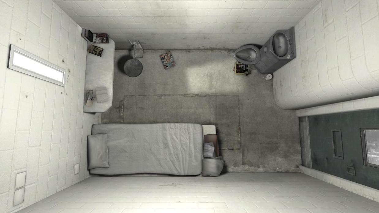 Тюремные будни в новой рубрике #vrjрекомендует