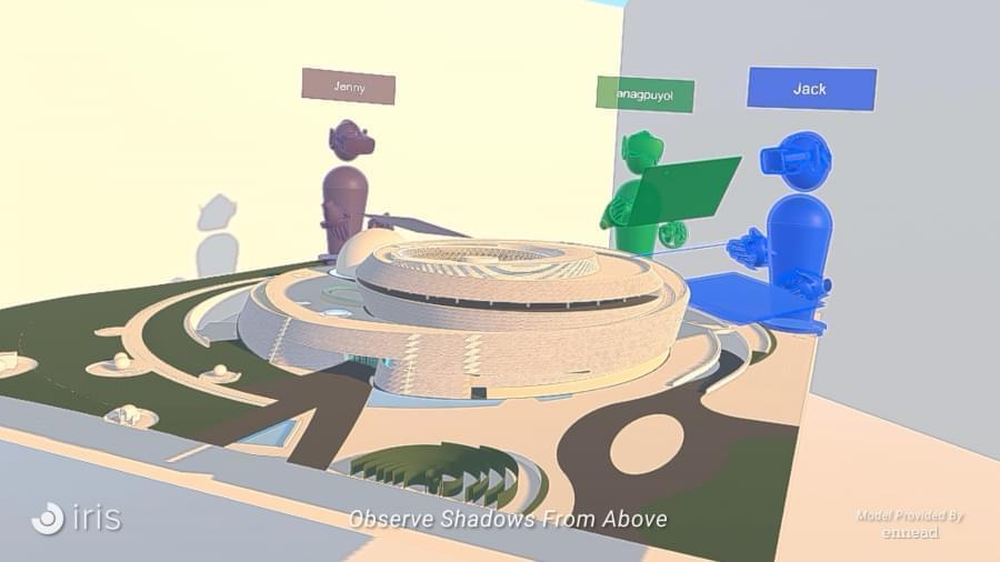 С помощью технологий от IrisVR было создано уже более 108 000 VR проектов