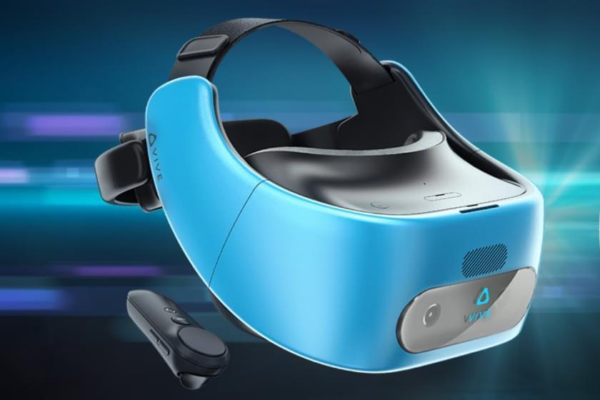 У Vive Focus будет режим 6DOF и оптическое отслеживание движений рук