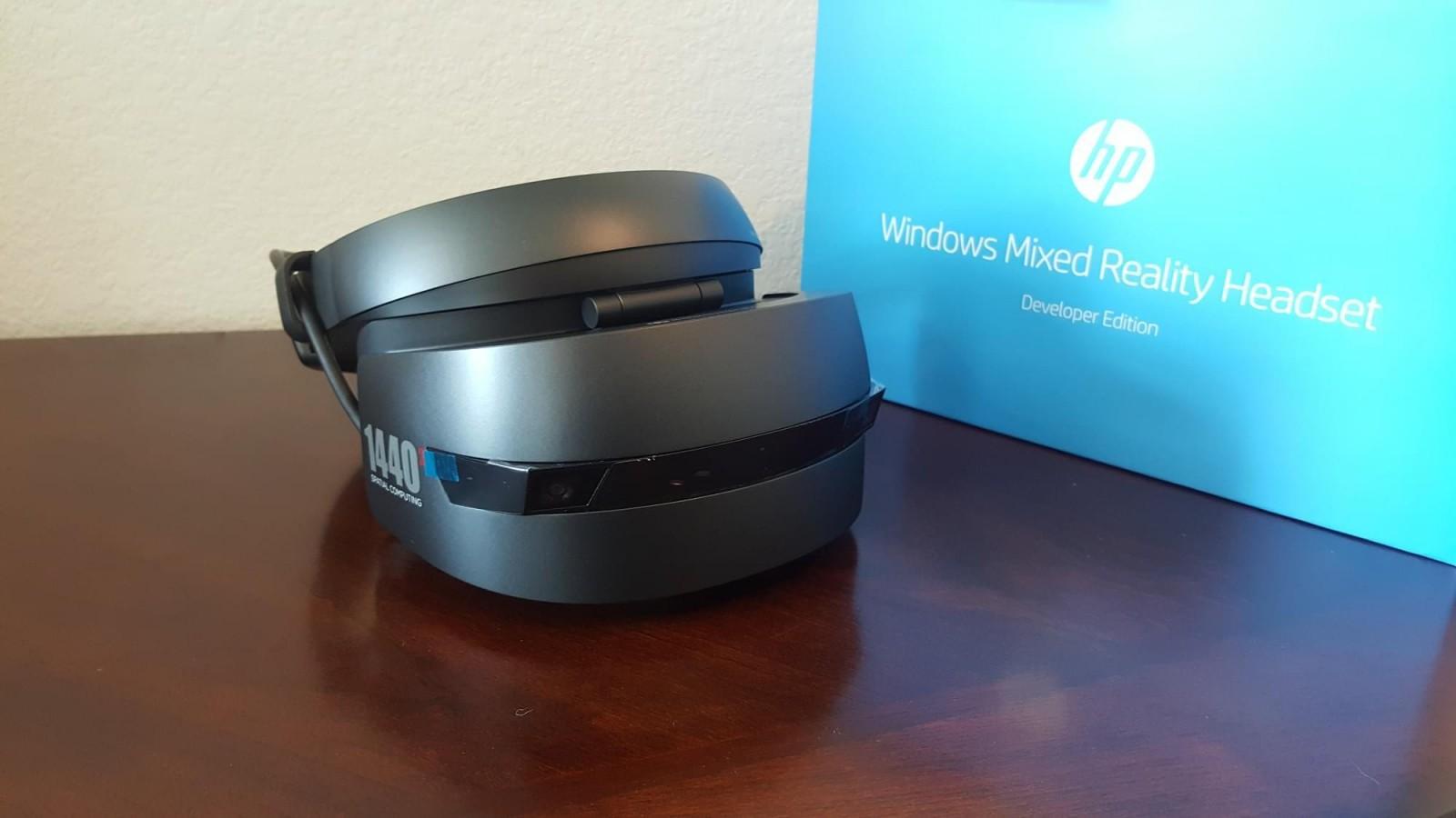 Обзор на HP Windows Mixed Reality