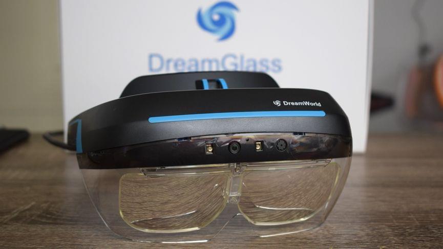 Скандальная AR гарнитура DreamGlass готова к релизу и доступна к заказу за $399