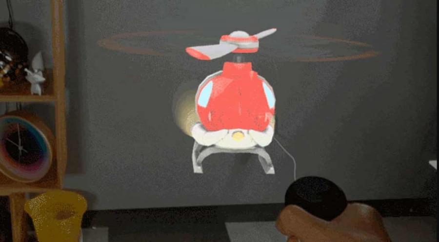 Magic Leap вновь демонстрирует возможности пространственных вычислений